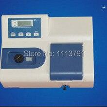 722N, модель видимого спектрометра лабораторный спектрофотометр 220 В Длина волны 320-1020 нм