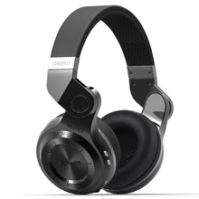 Orignal B Luedio T2เทอร์โบมัลติฟังก์ชั่สเตอริโอบลูทูธชุดหูฟังเสียงยกเลิกหูฟังไร้สายที่มีไมค์เบสที่มีคุณภาพ