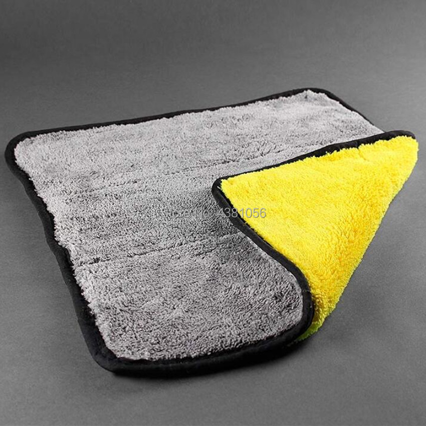 car washing drying towel Car Cleaning Cloth FOR fiat stilo jeep compass 2018 peugeot 208 hyundai hb20 <font><b>bmw</b></font> f30 e46 image