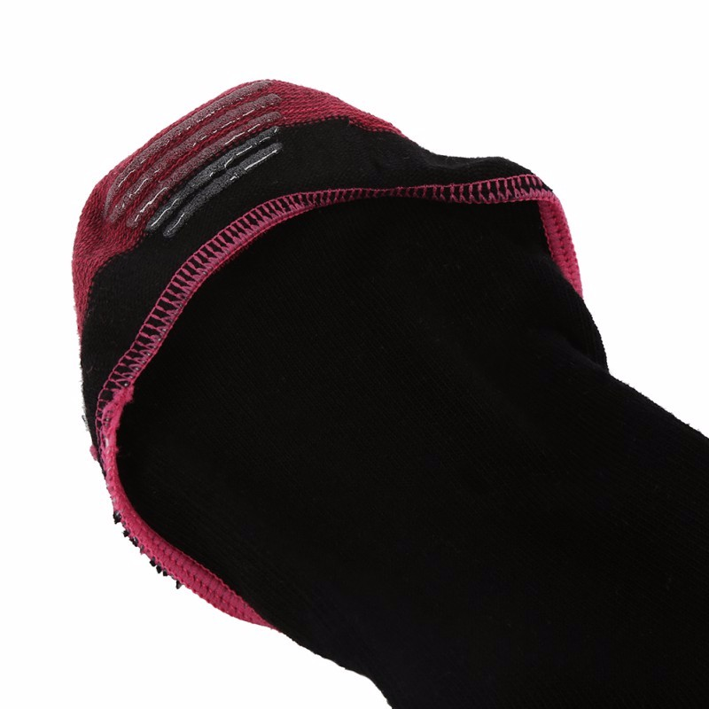 HTB16p.SKVXXXXa4XpXXq6xXFXXXg - Women Ankle Socks Dance Exercise Five Fingers Socks Non Slip Calcetines Ciclismo Fitness