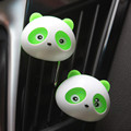 2pcs/lot car Perfume solid panda air distributor perfume Air Freshener