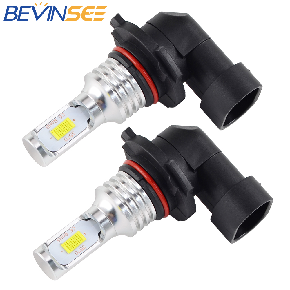 Us 20 01 9 Off Nicecnc Motorcycle 6500k White 100w Pair 9005 Led Headlight Bulb For Can Am Can Am Atv Outlander 6x6 Dps Xt 2016 On Aliexpress