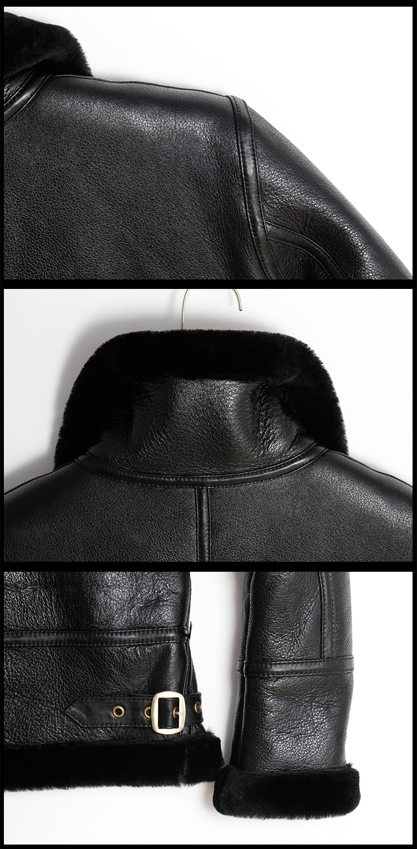 HTB16p03djfguuRjy1zeq6z0KFXa4 Free shipping,Winter Genuine Sheep fur coat,Wool Shearling,warm leather jacket,mens sheepskin coat.plus size black jackets.