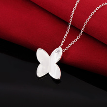Butterfly Charms Fashion Pendant Necklace Women Jewelry