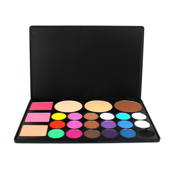 New Professional Makeup Palette 24 Color Eyeshadow Palette Excellent Eye Shadow Palette Free Shipping