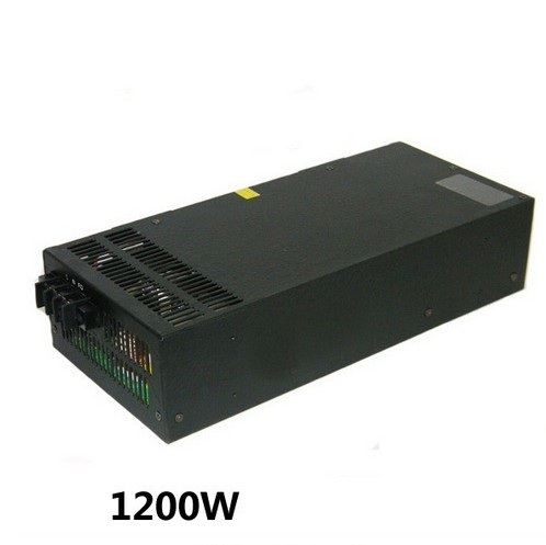 1200W 12V 100A adjustable 220V input Single Output Switching power supply for LED Strip light AC to DC 1200w 12v 100a adjustable 110v input single output switching power supply for led strip light ac to dc