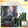 PC hardware supply Runing X79 motherboard Intel Xeon E5 2620 SROKW 2.0GHz RAM 128G(8*16G) DDR3 1600MHz REG ECC quality guarantee