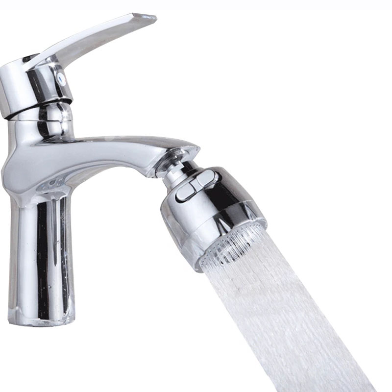 Kitchen Faucet Extender: 2 Modes ABS Stainless Steel Water Saving Bathroom Faucet