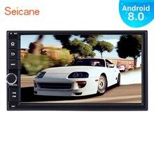 Seicane Android 9,0 7 дюймов 2Din автомобиля радио GPS; Мультимедийный проигрыватель для универсального NISSAN TIIDA TOYOTA RAV4 Daihatsu KIA rio Седона