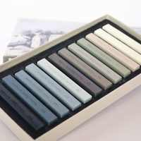 Simbalion 12 colores galería maestra pastel Sketch/life & nature tones/fluorescente pastel arte dibujo suministros