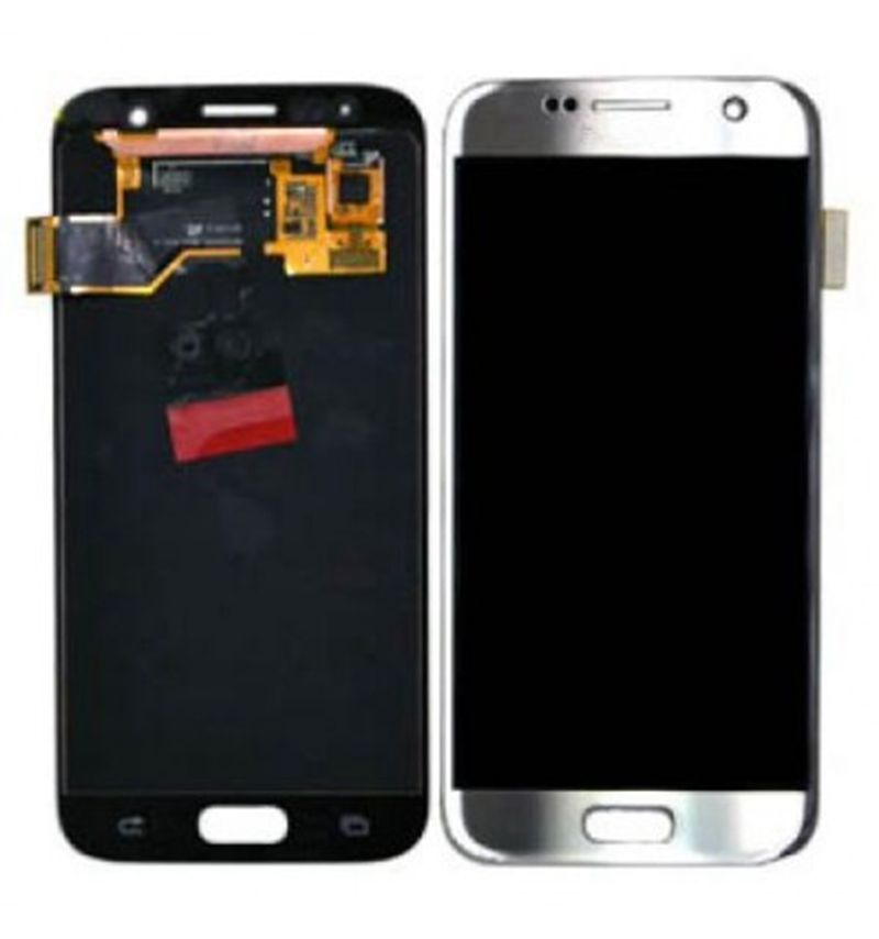Super Amoled pour Samsung Galaxy S7 G930 G930F G930I G930A SM-G930F écran Lcd + numériseur en verre tactile Amoled