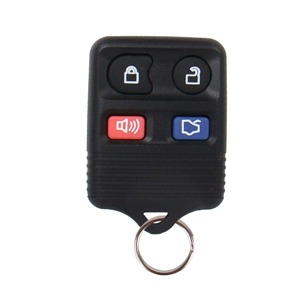 2 pairs of  Keyless Entry Remote /&Ignition Chip Key For Ford Crow Victoria Focus