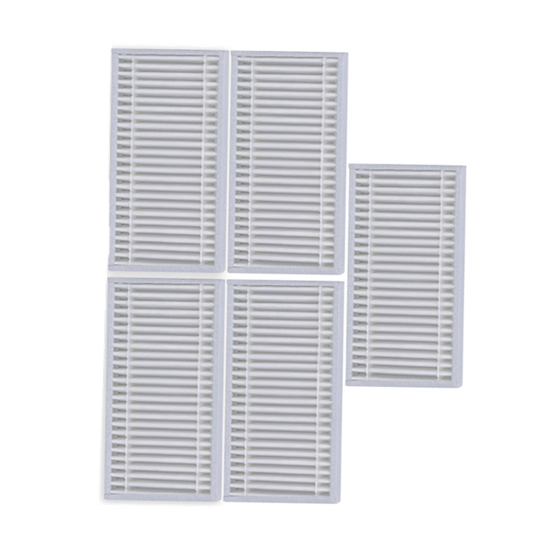 5* Robotic PRO3S Filters HEPA Filter For Iseelife Pro3s 1300 Pa Robot Vacuum Cleaner Filter Parts Accessories
