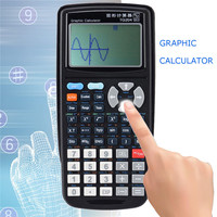 Graphing Calculator Portable School Students Scientific Graphing Calculator Computer Graphics Programming Function Calculator