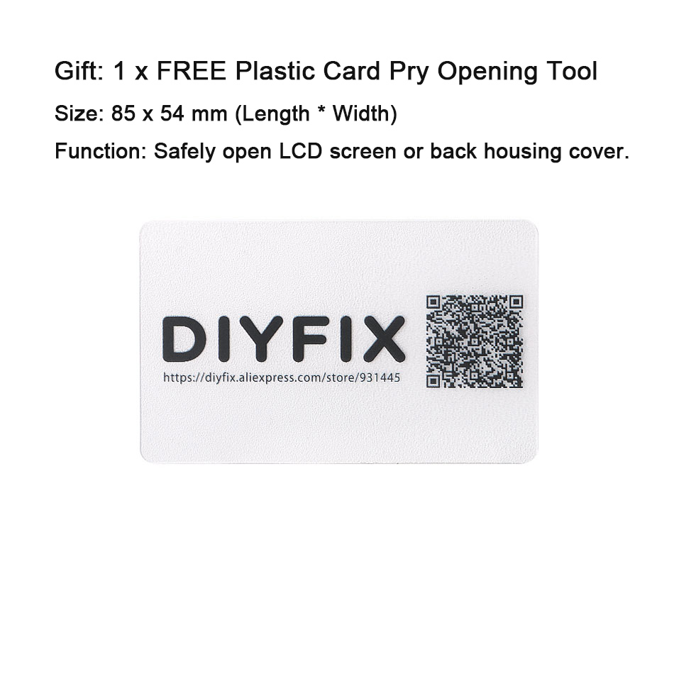 """""""DIYFIX 21 in 1"""" mobiliųjų telefonų remonto įrankių rinkinys - Įrankių komplektai - Nuotrauka 6"""