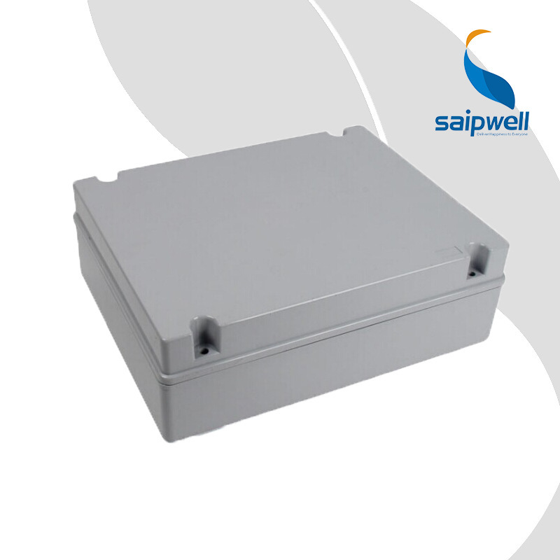 380 300 120mm ABS Waterproof plastic box Waterproof Enclosures With CE Approval CS AG 383012