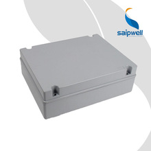 380*300*120mm ABS Waterproof plastic box /Waterproof Enclosures With CE Approval CS-AG-383012