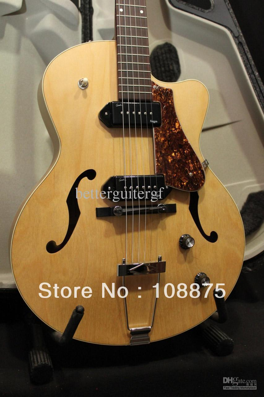 hot selling guitar 6 strings electric guitars best china guitar godin 5th ave cw kingpin ii. Black Bedroom Furniture Sets. Home Design Ideas