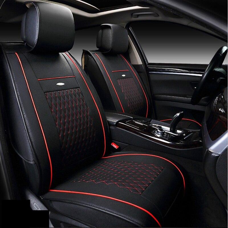 1pcs Seats Car Seat Cover Fit Cadilac Seville Sls/ats-l/ct6/ct6 Plug-in/xt5/xts/ats/cts/srx Car-styling Automobiles Seat Covers