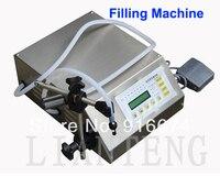 New Hot Electrical Liquids Filling Machine Water Digital Filler Automatic Pump Sucker Beverage Oils Packaging Equipment