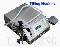 New Hot Electrical Liquids Filling Machine Water Digital Filler Automatic Pump Sucker Beverage Oils Packaging Equipment