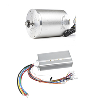 Controller for brushless motors bike engine BLDC 72V 3000W Brushless Motor Kit Electric Motorcycle motor for scooter 24 Mosfet