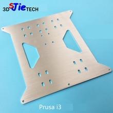 Обновленная пластина Y Carriage Z пластина для дубликатора Wanhao i3/Prusa i3/Monoprice Maker выберите V1/V2/V2.1/Plus 3D принтер