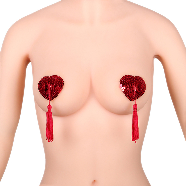 Heart Nipple Covers