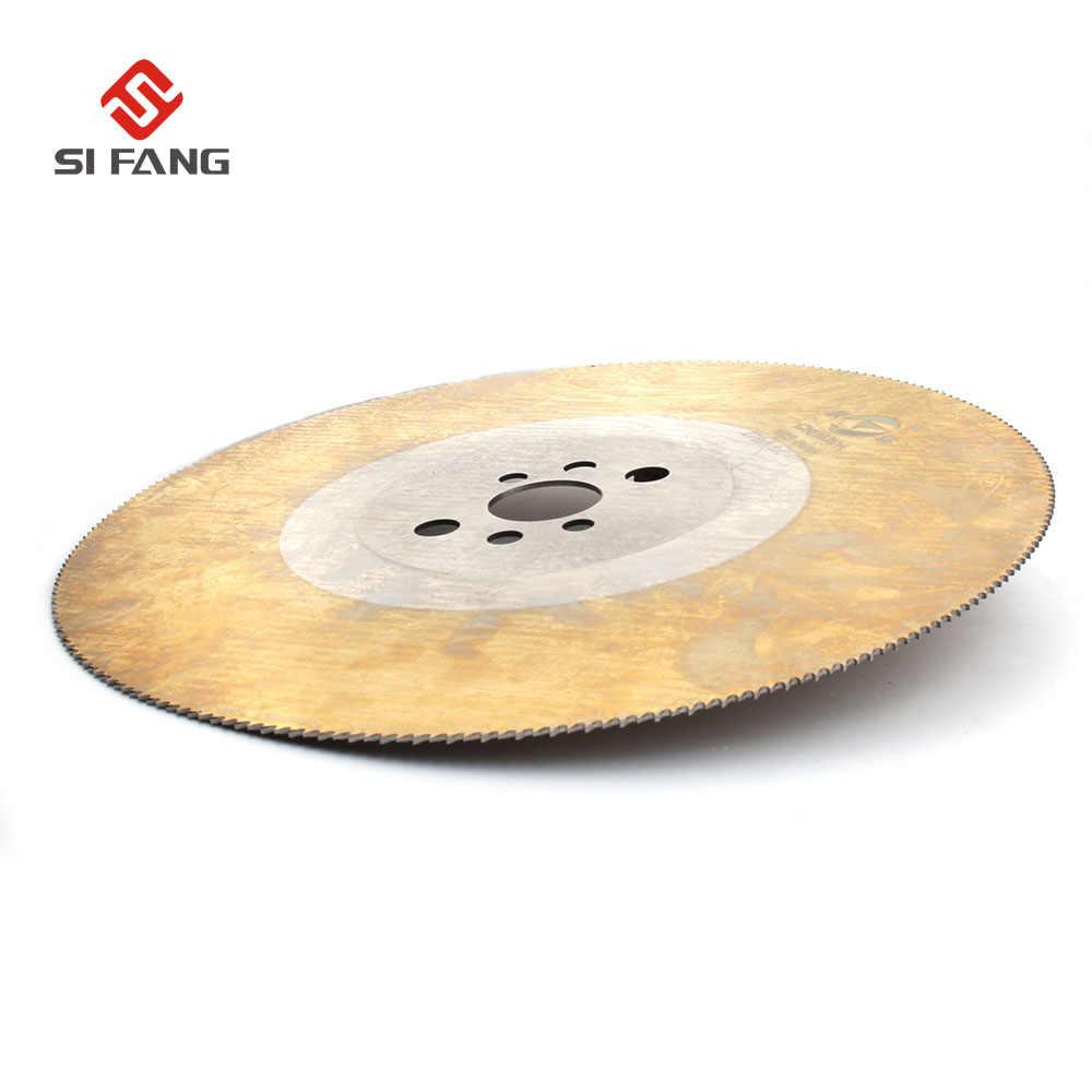 "12/"" HSS High Speed Steel Circular Saw Blade Cutting Disc for Metal Pipe Cutter"
