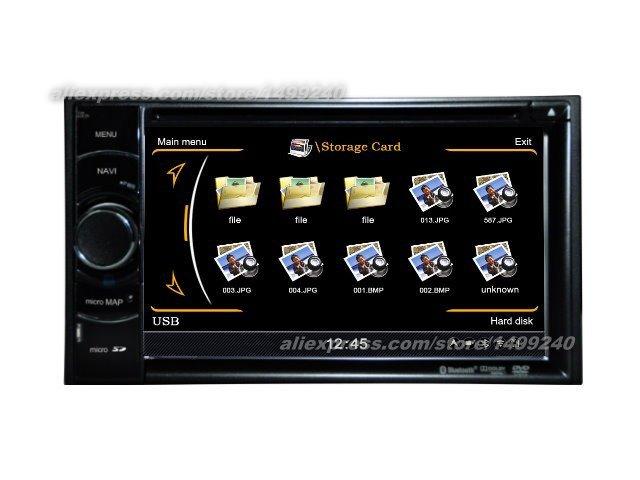 Pour Ford Excursion 2000 ~ 2005-voiture GPS Navigation lecteur DVD Radio stéréo TV BT iPod 3G WIFI système multimédia