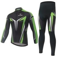 Cycling Base Underwear Layers Long Sleeves Winter MTB Bike Underwear Layers Bicycle Sportswear Sports Compression Underwear