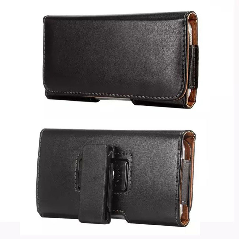 Universal Sport Outdooor Flip Leather Belt Buckle Clip Holster for Lenovo K5 Note 5.5inch Case Cover Phone Pouch bags