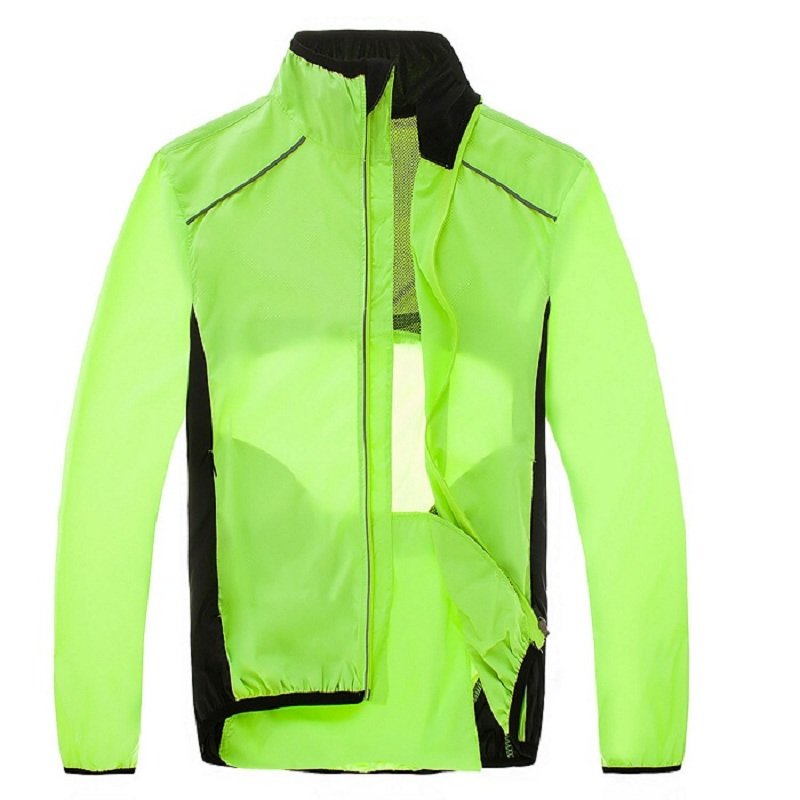 S 3XL font b Cycling b font Jacket Jersey Bike Riding Wind Rain Coat Windbreaker Jacket
