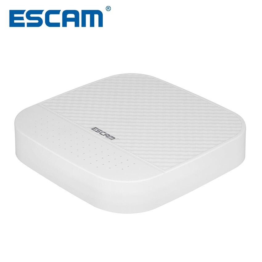 ESCAM PVR204 1080P 4+2CH ONVIF NVR with 2ch Cloud Channel For IP Camera SystemESCAM PVR204 1080P 4+2CH ONVIF NVR with 2ch Cloud Channel For IP Camera System