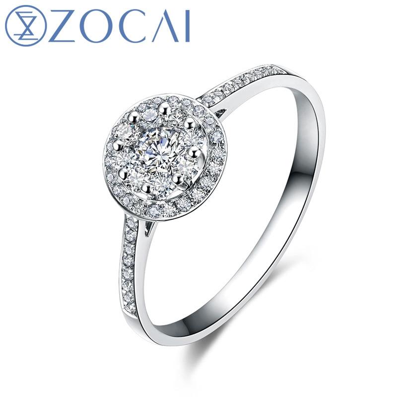 "Aliexpress.com : Buy ZOCAI BRAND LOVE ""2.0 CARAT EFFECT"" 0"