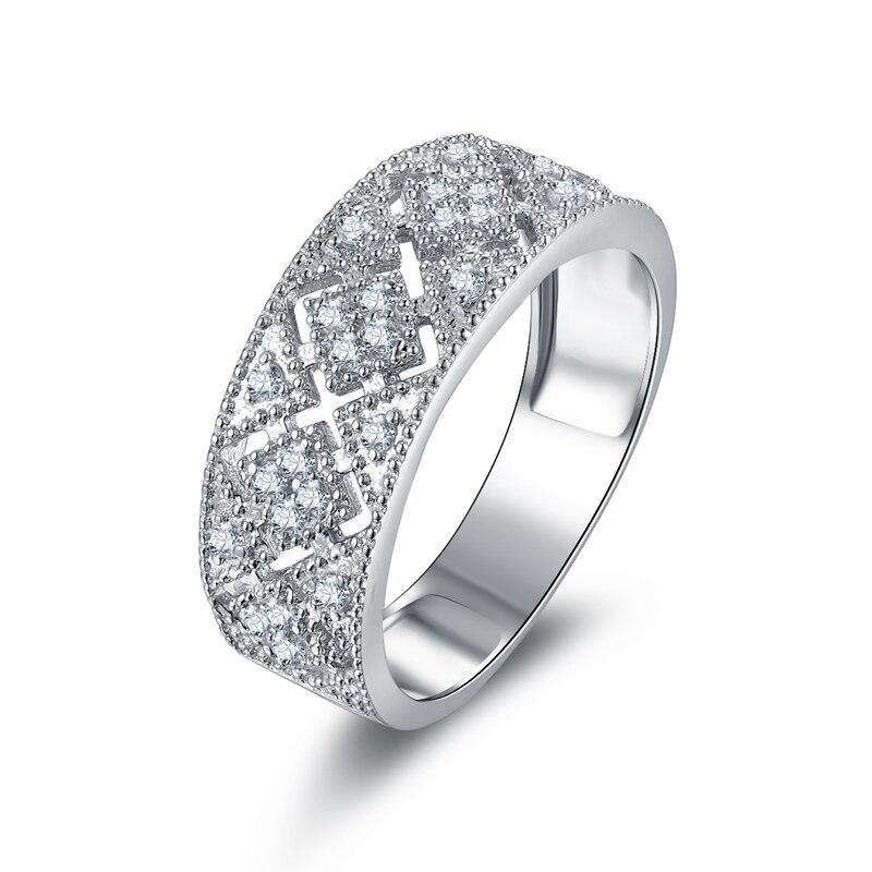 Anillos de plata 925 compra lotes baratos de anillos de for El jardin del deseo pendientes