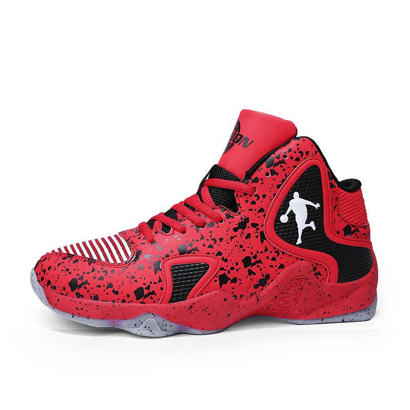 9f95416a15e New jodran 11 Basketball Shoes Anti-Slip Outdoor Athletic Wearable  Cushioning sneakers men AJ 11