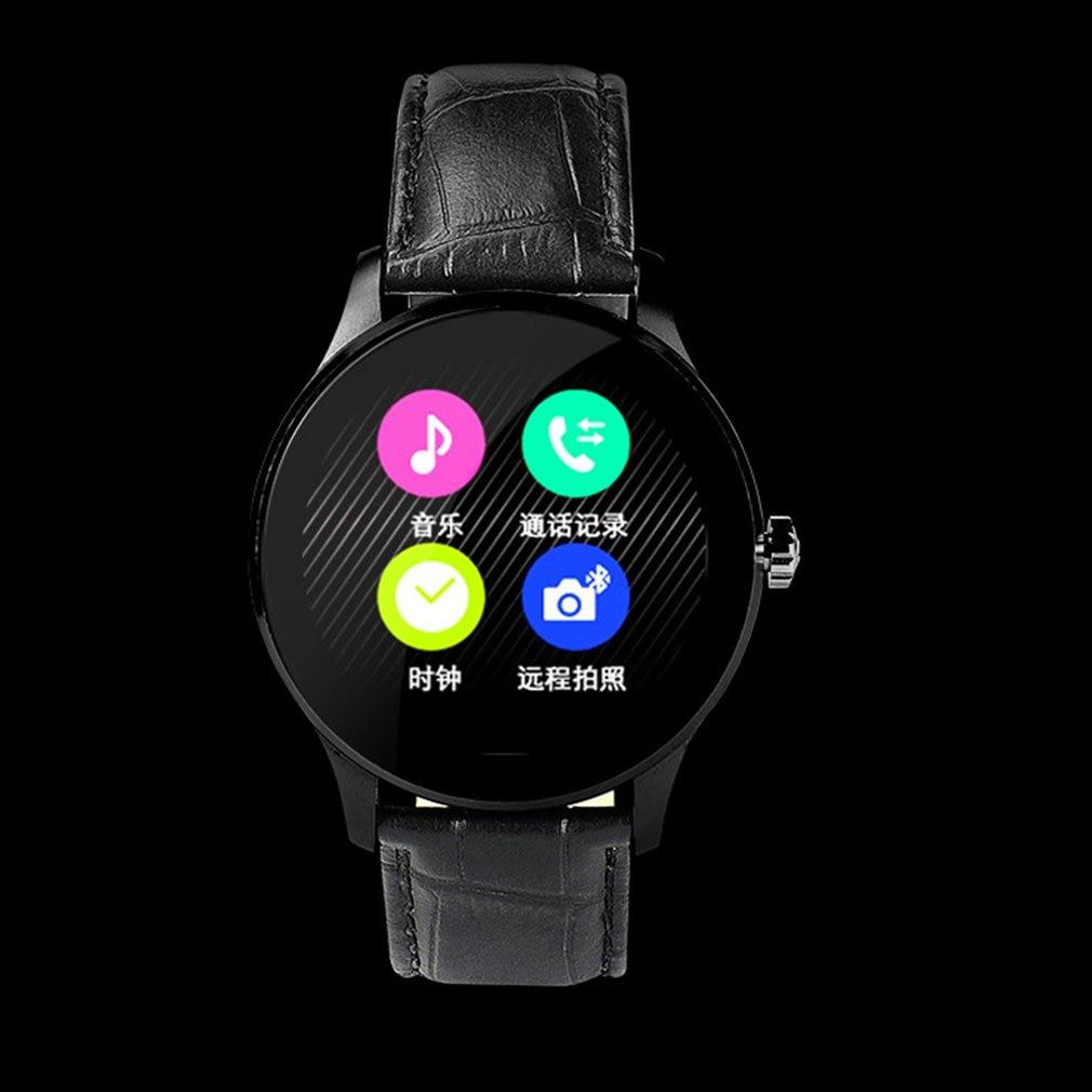 K88H Multi languages Smartband Heart Rate Monitor Waterproof Bluetooth Watch Sleep Monitor Pedometer Sport Bracelet