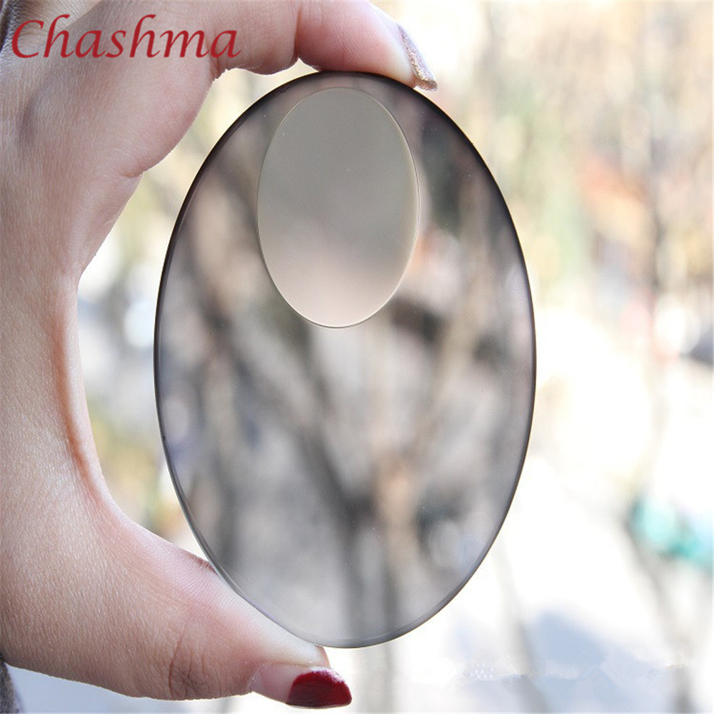 Chashma Brand Anti UV 1.56 Index Photochromic Lenses See Near and Distance Sight Optical Recipe Bifocal Lenses
