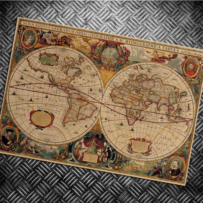 Buy picture of map the world and get free shipping on aliexpress gumiabroncs Gallery
