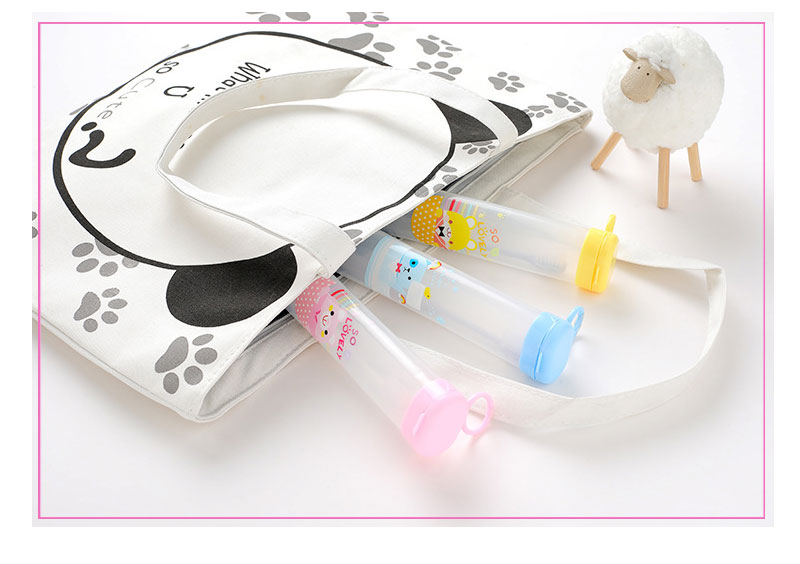 baby portable toothpaste holder