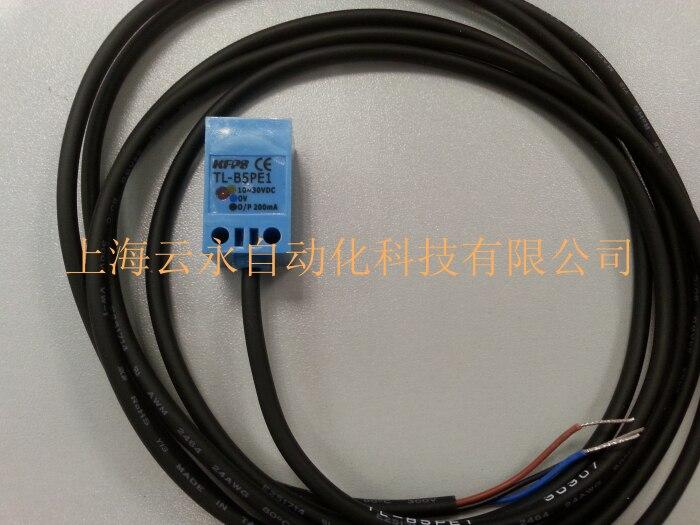 NEW ORIGINAL TL-B5PE1 Taiwan kai fang KFPS twice from proximity switch new original xp sp25mn taiwan kai fang kfps photoelectric sensor