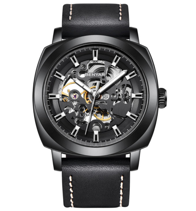 PAGANI DESIGN brand special offer 2019 hollow skeleton leather watches men luxury mechanical male clock new Relogio MasculinoPAGANI DESIGN brand special offer 2019 hollow skeleton leather watches men luxury mechanical male clock new Relogio Masculino