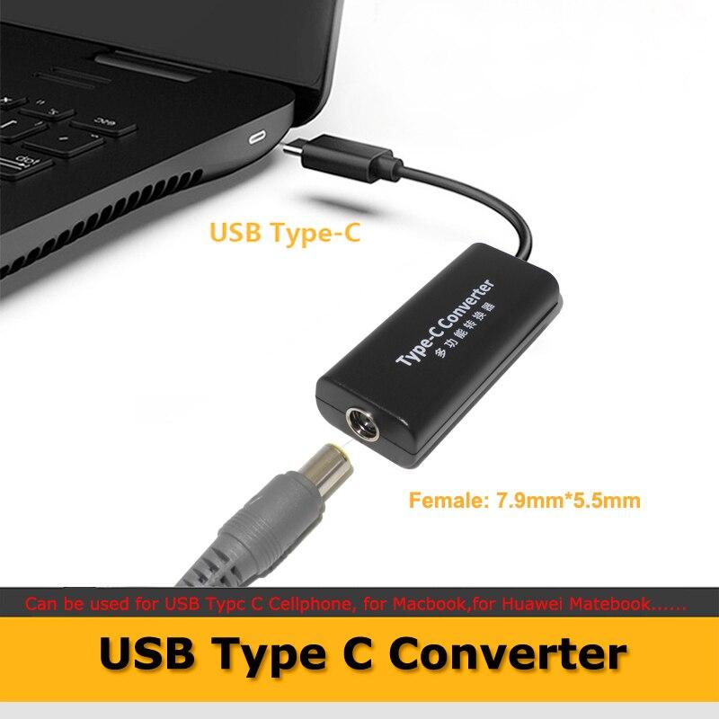 10/x 1,7/mm x 5.5/mm DC Maschio Power Plug connettore jack Laptop