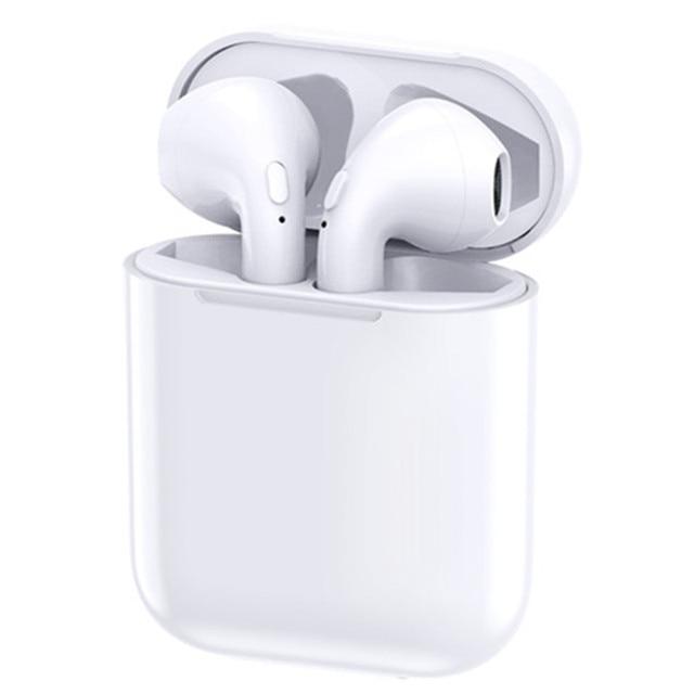 154b9f22ba5 Nuevo HOYAT mini I9/I9S auricular Bluetooth auriculares aire vainas  auriculares inalámbricos auriculares para Apple