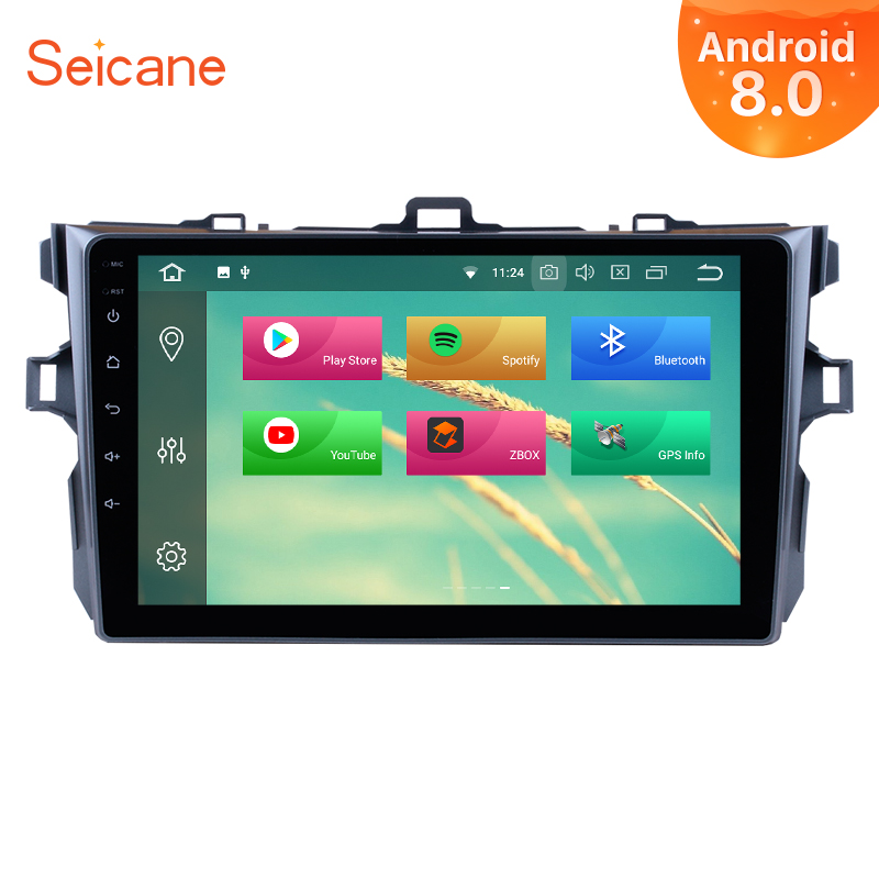 Seicane Android 8.0 9