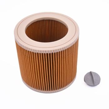 1PC remplacement filtre à poussière d'air pour Karcher aspirateur pièces WD2250 WD3.200 MV2 MV3 WD3 A2004 A2204 cartouche filtre HEPA