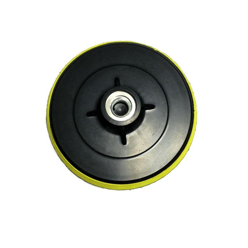 RIJILEI Disco de pulido de disco autoadhesivo de 5 pulgadas - Accesorios para herramientas eléctricas - foto 5