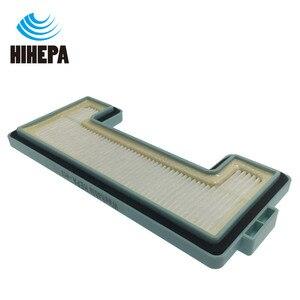 Image 3 - 1 Pack elektrikli süpürge HEPA filtresi için XR 404 VC3720 VC3728 V C5671 V C5681/2/3 V CR483 elektrikli süpürge parçaları # ADQ33216402