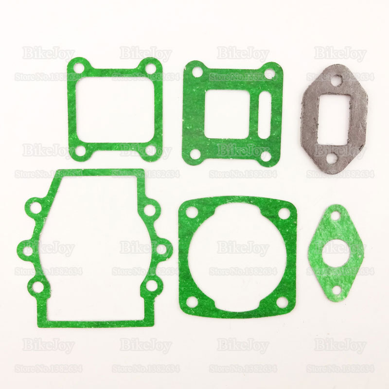 49CC STAND UP GAS SCOOTER MANIFOLD W//GASKETS FOR 2-STROKE 43CC X7 POCKET BIKES